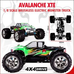 Redcat Racing Avalanche XTE Parts