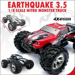 Redcat Racing Earthquake 3.0, 3.5 Parts