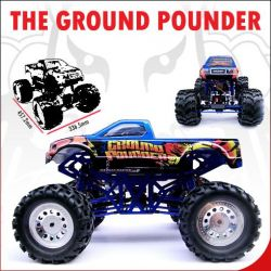 Redcat Racing Ground Pounder