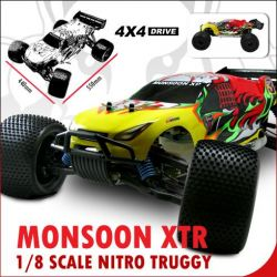 Redcat Racing Monsoon Parts