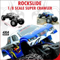Redcat Racing Rockslide 1/8 Super Crawler Parts
