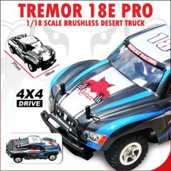 Redcat Racing 18E Tremor Parts