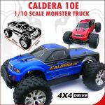 Caldera 10E 1/10 Scale Brushless Truck