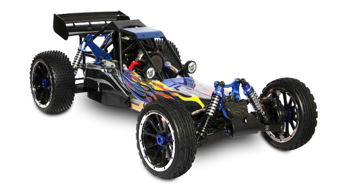 Redcat Rampage DUNERUNNER 4X4 1/5 Scale Gas Buggy (Ready To Run)