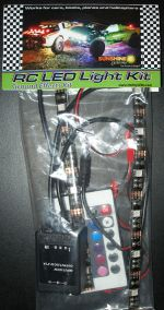 RC LED Ground Effects Kit