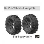 07155 Wheels Complete(for Buggy only) 2P