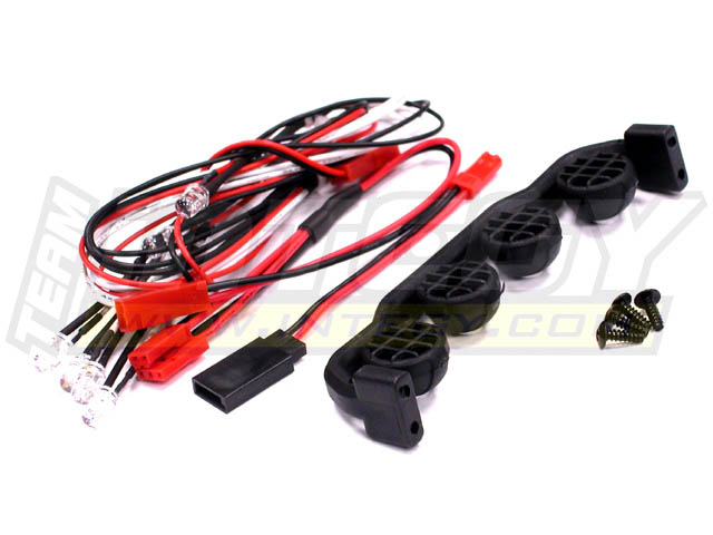 LED Light Set System for 1/10 Truck & Off-Road