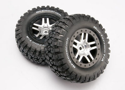 BFGoodrich Mud-Terrain T/A Tires and Rims