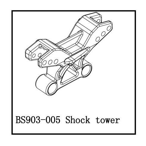 BS903-005 Shock Tower