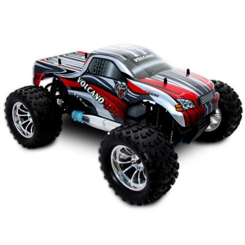 Redcat RC Volcano S30 1/10 Scale Nitro Monster Truck