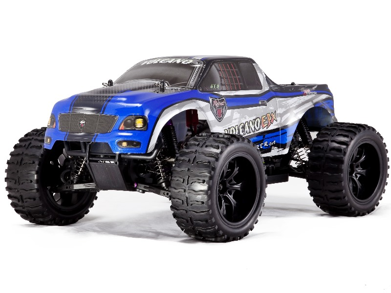 Volcano EPX 1/10 Scale Electric Monster Truck 2.4GHz